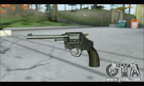 Colt Offical Police for GTA San Andreas