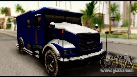 GTA 5 Stockade for GTA San Andreas