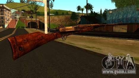 Valve (Metro: Last Light) for GTA San Andreas second screenshot