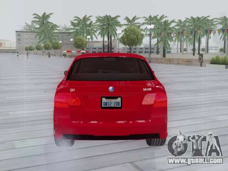 Saab 95 for GTA San Andreas right view