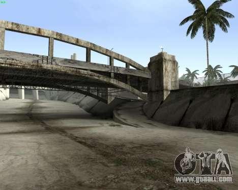 RealColorMod v2.1 for GTA San Andreas second screenshot