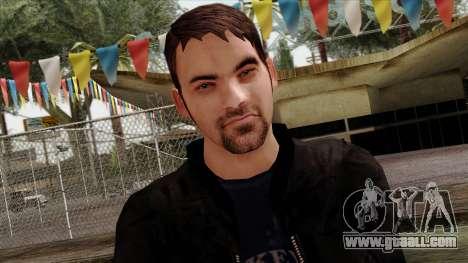 GTA 4 Skin 46 for GTA San Andreas third screenshot