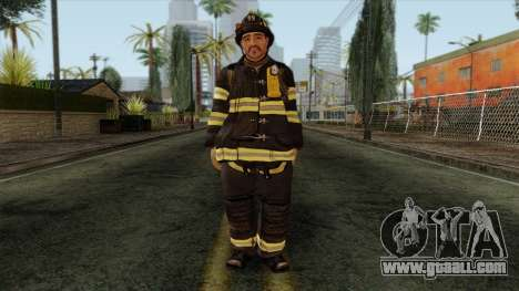 GTA 4 Skin 38 for GTA San Andreas