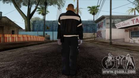 GTA 4 Skin 53 for GTA San Andreas second screenshot
