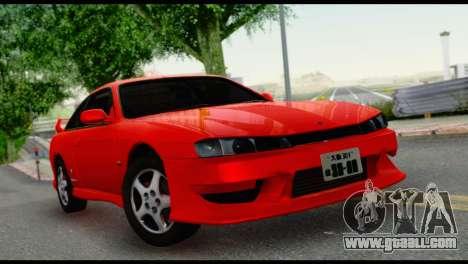 Nissan Silvia S14 Ks for GTA San Andreas