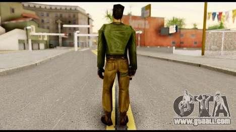 Counter Strike Skin 3 for GTA San Andreas second screenshot