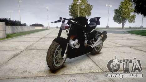 KTM 1190 RC8 StreetFight for GTA 4