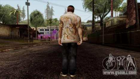 GTA 4 Skin 65 for GTA San Andreas second screenshot