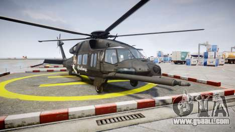 Sikorsky MH-X Silent Hawk [EPM] Printemps for GTA 4