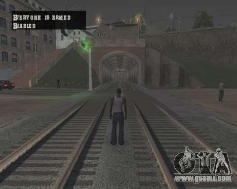 Colormod High Color for GTA San Andreas tenth screenshot