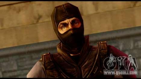 Counter Strike Skin 4 for GTA San Andreas third screenshot