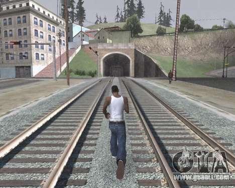 Colormod High Color for GTA San Andreas fifth screenshot