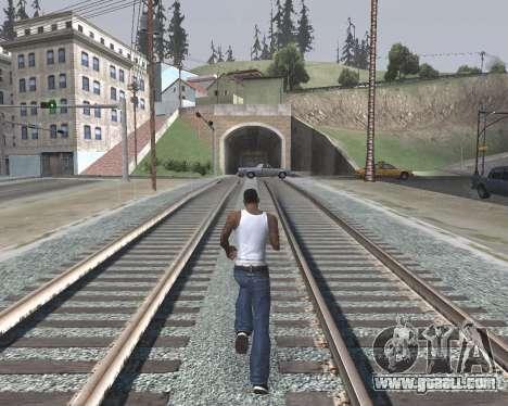 Colormod High Color for GTA San Andreas third screenshot