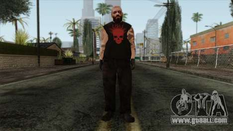 GTA 4 Skin 43 for GTA San Andreas