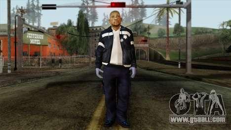GTA 4 Skin 37 for GTA San Andreas