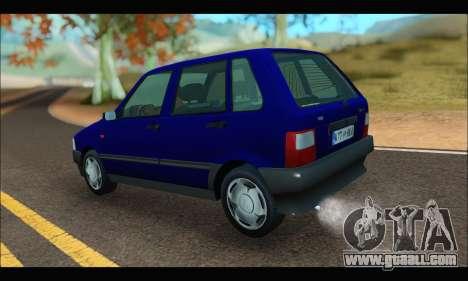 Zastava Yugo Uno for GTA San Andreas left view