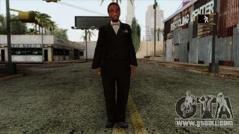 GTA 4 Skin 51 for GTA San Andreas
