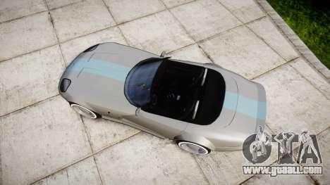 Bravado Banshee Little Wheel for GTA 4 right view