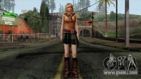 Resident Evil Skin 1 for GTA San Andreas