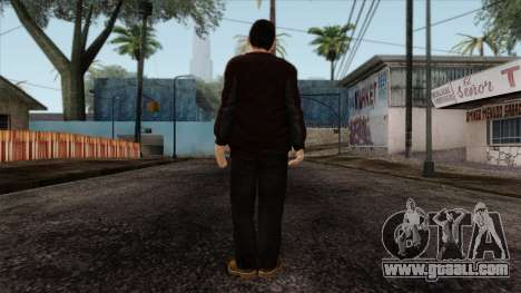 GTA 4 Skin 63 for GTA San Andreas second screenshot