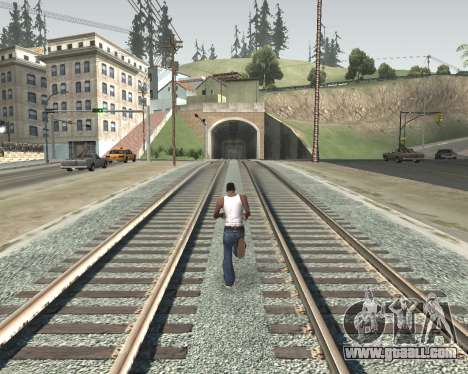 Colormod High Color for GTA San Andreas second screenshot
