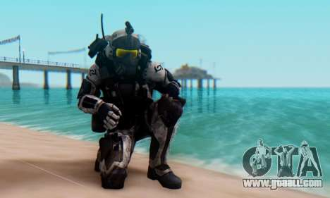 C.E.L.L. Soldier (Crysis 2) for GTA San Andreas