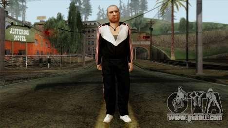 GTA 4 Skin 77 for GTA San Andreas