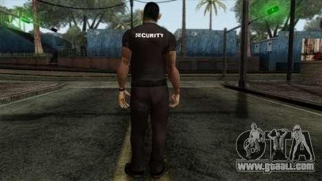 GTA 4 Skin 18 for GTA San Andreas second screenshot
