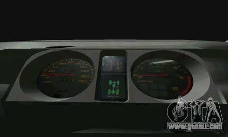Mitsubishi Pajero Intercooler Turbo 2800 for GTA San Andreas right view