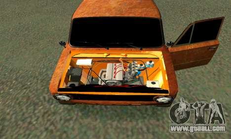 VAZ 2101 Ratlook v2 for GTA San Andreas side view