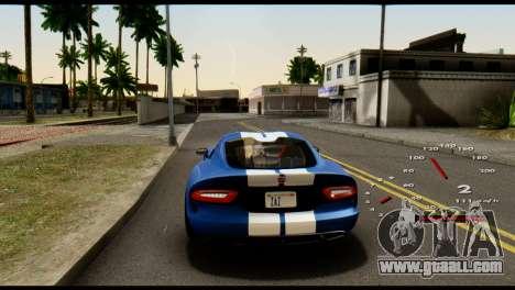Car Speed Constant 2 v1 for GTA San Andreas third screenshot