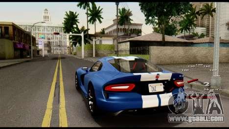Car Speed Constant 2 v1 for GTA San Andreas