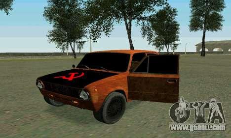 VAZ 2101 Ratlook v2 for GTA San Andreas interior