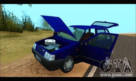 Zastava Yugo Uno for GTA San Andreas right view