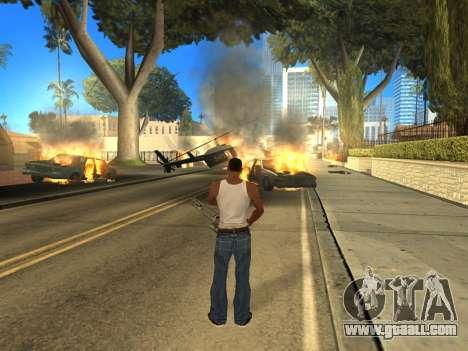 Overdose 1.6 New for GTA San Andreas third screenshot