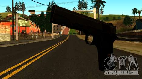 Colt 1911 from Battlefield 3 for GTA San Andreas