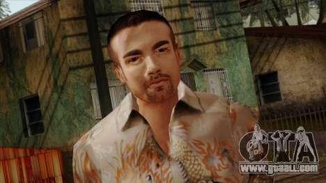 GTA 4 Skin 65 for GTA San Andreas third screenshot