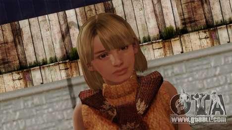 Resident Evil Skin 1 for GTA San Andreas third screenshot