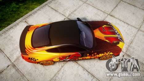 Ford Mustang GT 2015 Custom Kit alpinestars for GTA 4 right view
