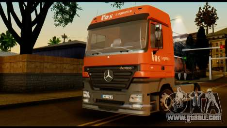 Mercedes-Benz Actros PJ2 for GTA San Andreas
