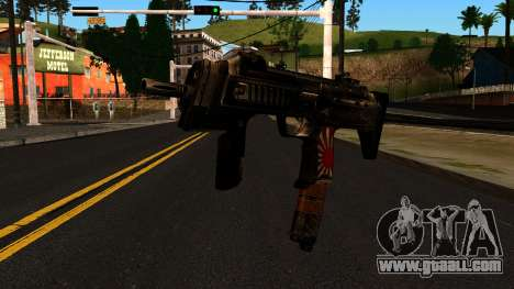 Machine from Shadow Warrior for GTA San Andreas