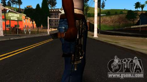 Machine from Shadow Warrior for GTA San Andreas third screenshot