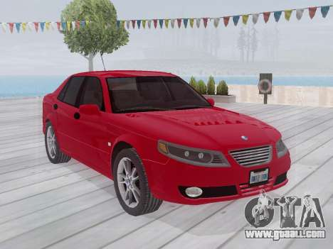 Saab 95 for GTA San Andreas