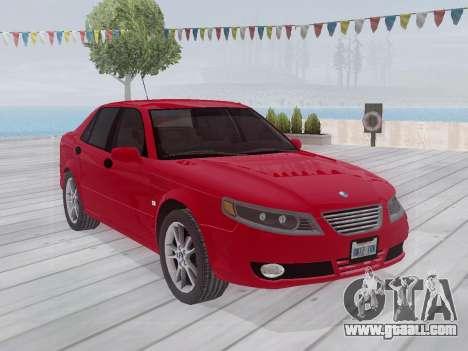 Saab 95 for GTA San Andreas