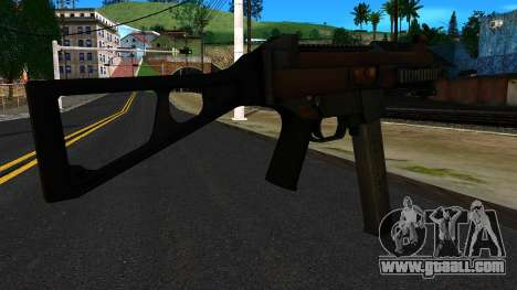 UMP45 from Battlefield 4 v2 for GTA San Andreas second screenshot