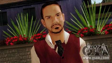 GTA 4 Skin 93 for GTA San Andreas third screenshot