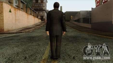 GTA 4 Skin 51 for GTA San Andreas second screenshot