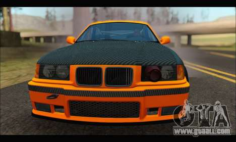 BMW e36 Drift for GTA San Andreas right view