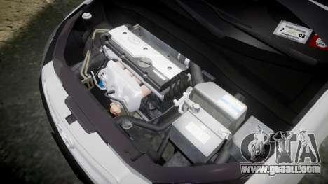 Hyundai Getz 2006 for GTA 4 side view