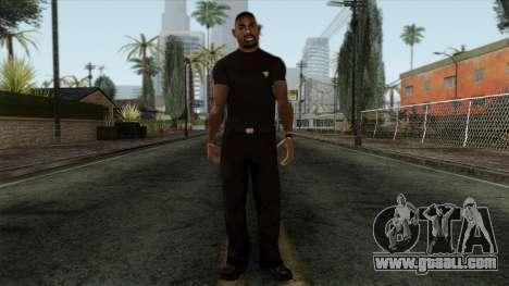 GTA 4 Skin 18 for GTA San Andreas